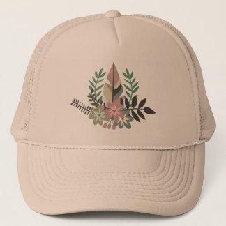 Boho Floral | Trucker Hat
