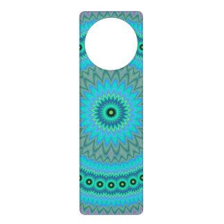 Boho flower door hangers