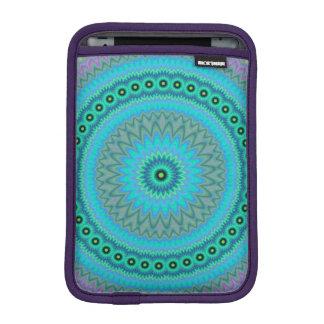 Boho flower iPad mini sleeve