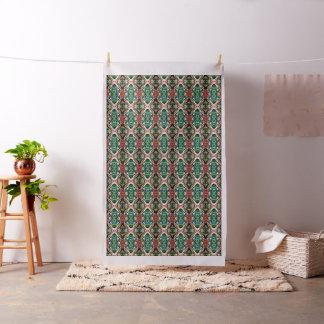 Boho flowers fabric
