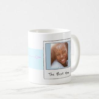 Boho Happy Birthday to Best Mom Ever Coffee Mug