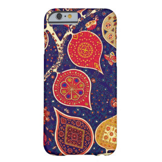 Boho Indian Paisley iPhone Case