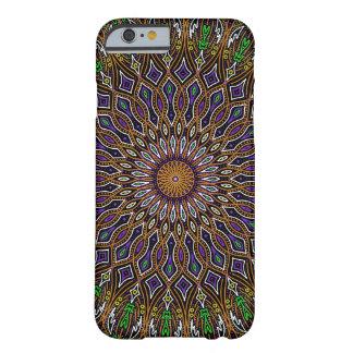boho lace kaleidoscope mandala iPhone case