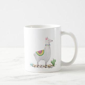 Boho Llama Mug
