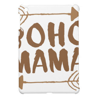 boho mama iPad mini cover