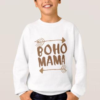 boho mama sweatshirt