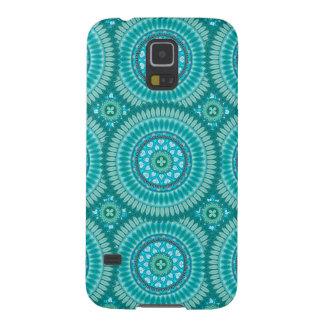 Boho mandala abstract pattern design galaxy s5 case