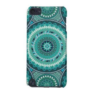 Boho mandala abstract pattern design iPod touch (5th generation) case