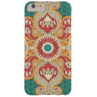 Boho Paisley Pattern iPhone 6 Plus Case