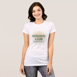 Boho Soul Salon Downtown Traverse City T-Shirt