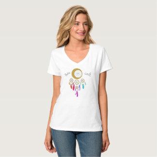 Boho Soul V-neck T-Shirt
