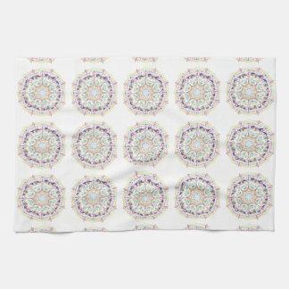 Boho Style pattern Kitchen Towels