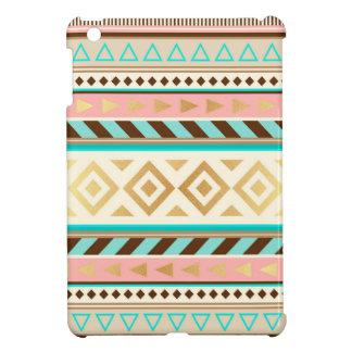 Boho Tribal Chic Striped iPad Mini Case