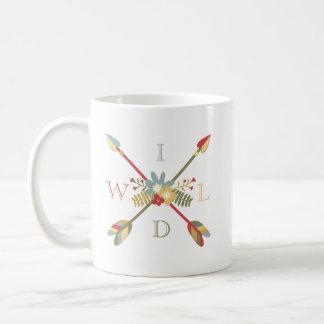 Boho Wild Arrows Mug