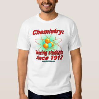 Bohr atom, Bohring students Shirt