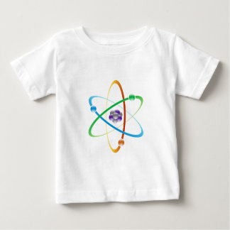Bohr Atomic Model Baby T-Shirt