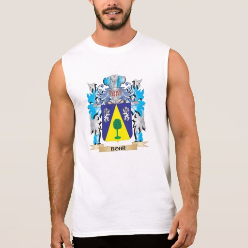 Bohr Coat of Arms Sleeveless Shirt