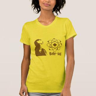 Bohr-ing Shirts