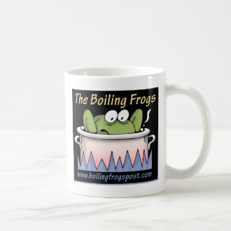 Boiling Frogs Post © Mug