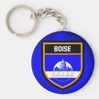 Boise Flag Key Ring
