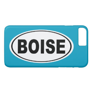 Boise Idaho iPhone 8 Plus/7 Plus Case