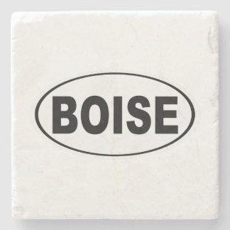 Boise Idaho Stone Coaster