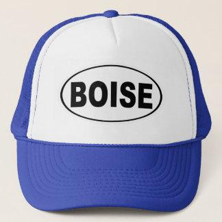 Boise Idaho Trucker Hat