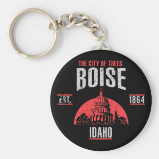 Boise Key Ring