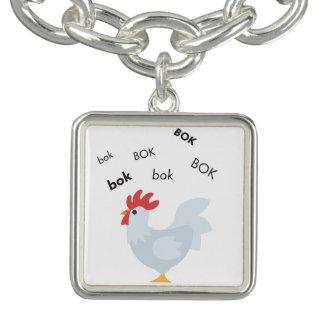 Bok Chicken Cute Emoji