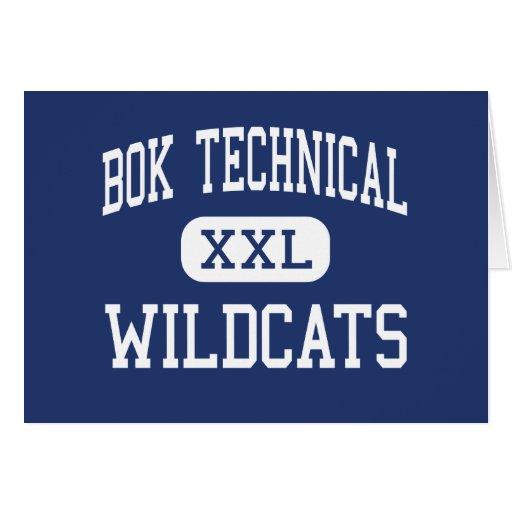 Bok Technical - Wildcats - High - Philadelphia Greeting Cards