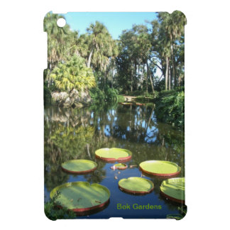 Bok Tower Gardens Florida - Water Lilies Case For The iPad Mini