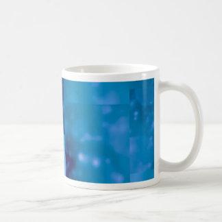 Bokeh 01 blue mug