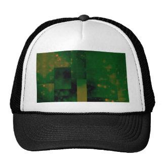 Bokeh 01 green hats