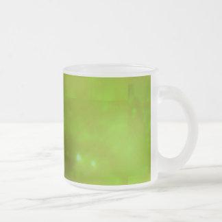 Bokeh 01 neon coffee mug