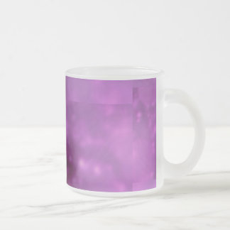 Bokeh 01 pink coffee mugs