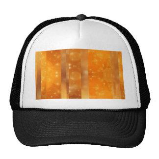Bokeh 02 golden hat