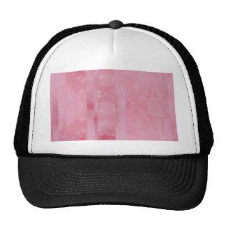 Bokeh 02 pink mesh hat