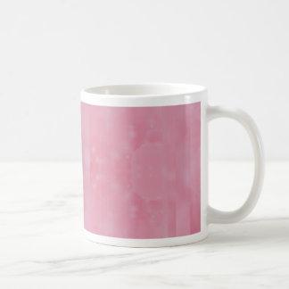 Bokeh 02 pink mug