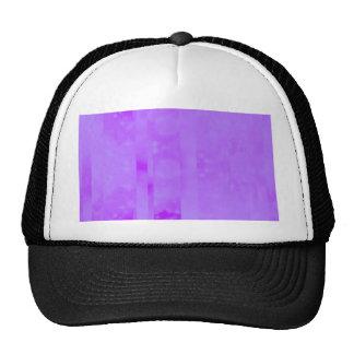 Bokeh 02 soft lilac trucker hat