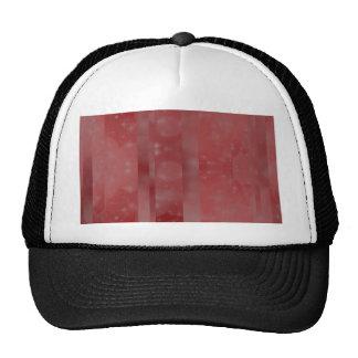 Bokeh 02 soft red hats