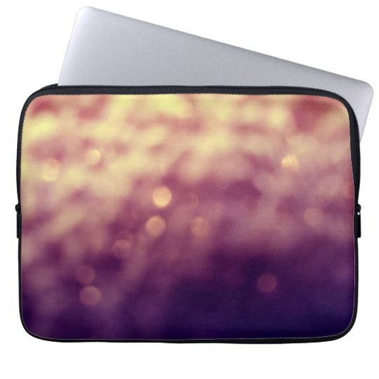 Bokeh 13 inches Laptop sleeve