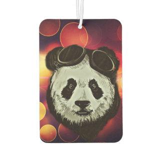 Bokeh Art with Panda
