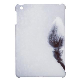 Bokeh Catkin kitten print winter iPad Mini Covers