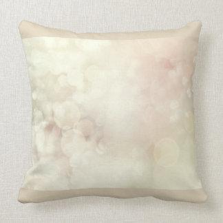 Bokeh Neutral Pillow