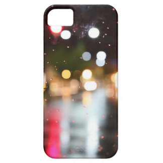 Bokeh Street iPhone 5 Covers