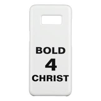 """Bold4Christ"" Samsung Galaxy S8 Case"