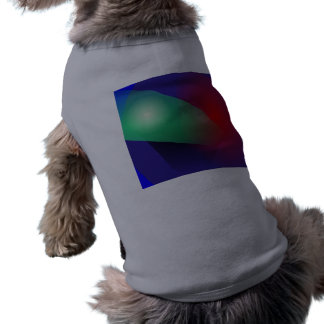 Bold Abstract Dog Tee Shirt