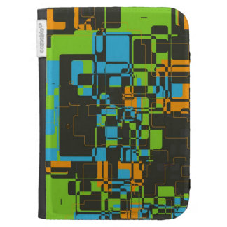 Bold Abstract Kindle Case