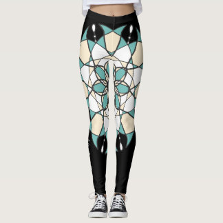 Bold and Beautiful Leggings