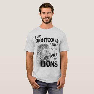 Bold as Lions T-Shirt